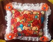 Pumpkin Patch Pillow