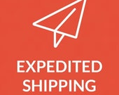 Expedited DHL shipping