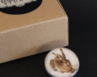 Hare Brooch/Pin