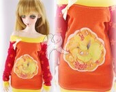 Flareon Inspired F60 SD Tunic Top Dress