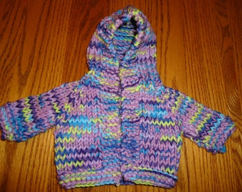 "18 "" Doll Hooded Jacket"