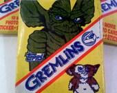 Gremlins Vintage Trading Cards
