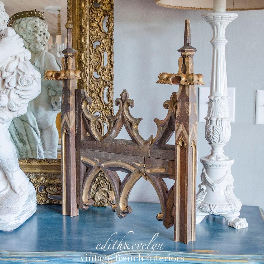 Catholic Altars For Sale: Antique Church Altar Salvage Architectural