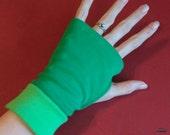 Trainer fingerless gloves