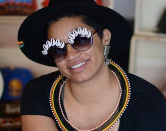 Abundance Cowry Shell Sunglasses