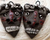 Tribal Mud Masks #12