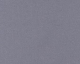 Robert Kaufman Kona Solids Medium Grey
