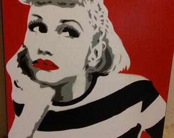 Gwen Steffani (red)