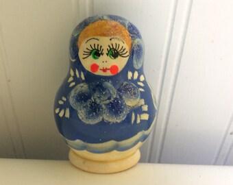Matryoshka Nesting Russian Dolls