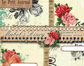 Mabel's Diary Printable Journal Paper - Add-on