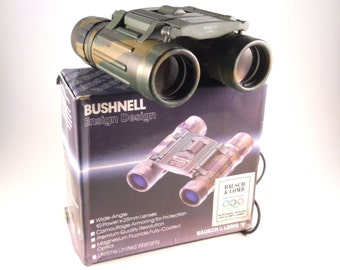 Bushnell Ensign Power View 10X25 Camouflage Binoculars Boy Scouts