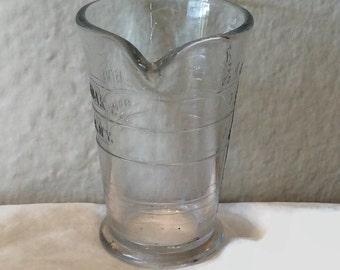 4 oz Glass Beaker