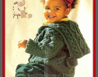 Toddler duffle coat Etsy
