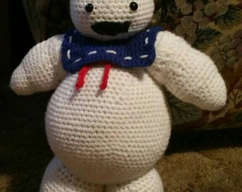 Stay Puft Marshmallow man