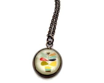 Mini Picture Necklace Plant it