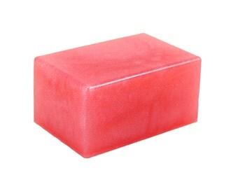 CLEARANCE (50% off) Baisers de Sucre Bar Soap (NOT VEGAN)