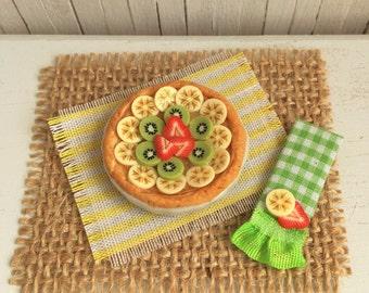 Miniature Fruit Tart