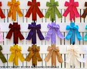 Wreath Hanger - Door Hangers - Wreath Wraps - Wreath Holder - Wreath Wrap