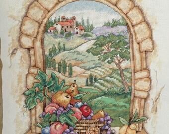 Tuscany Italy Pillow