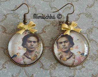 earrings frida kahlo