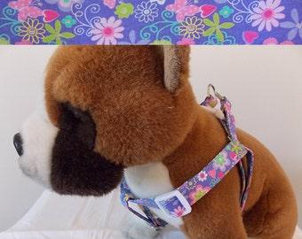 Step In Dog Harness. Fully adjustable three ways. SI9