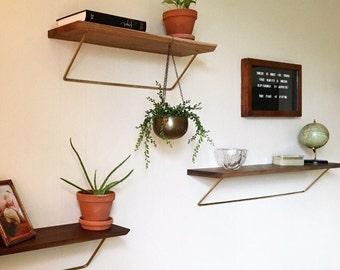 20% off NEW Classic shelf - modern classic shelving unit.