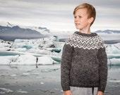 Kuldi Lopi Sweater
