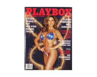 Playboy Magazine - Vintage July 1995