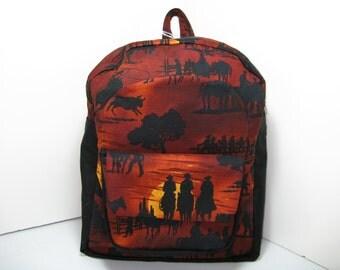 Shadow Riders Preschool Backpack
