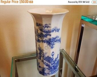 ON SALE Vintage ROSENTHAL Studio Serenade China German Vase Artist Bjorn Wiinblad Germany