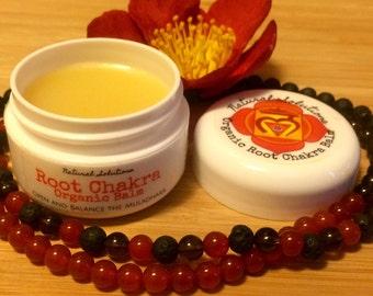 Root Chakra Organic Balm (Item #: CKB1111)