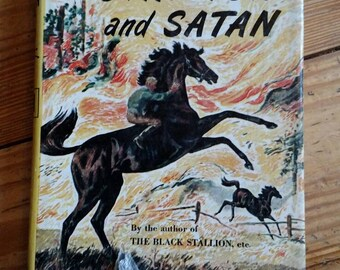 The Black Stallion and Satan, 1949, By Walter Farley