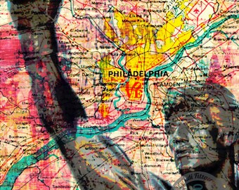 Statue In Love Philadelphia Map Love Park Product Options and Pricing via Dropdown Menu
