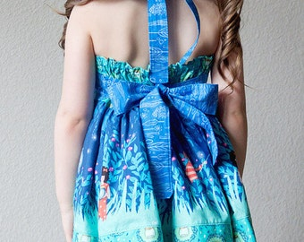 Hadley's Top, Sundress, and Maxi PDF Pattern Sizes 6/12m to 8 girls