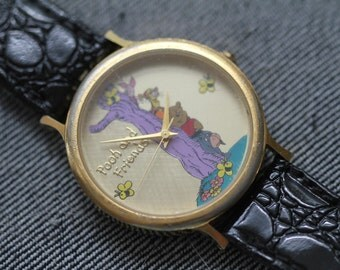 Vintage Winnie The Pooh and Friends with Tigger Quartz Watch