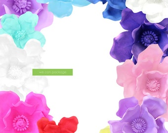 LIMITED SALE! Flower Wall Supplies & Floral Wall - Wedding Decor - DIY Flower Backdrops - 4 pack