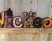 Bewitching Wicked Letters