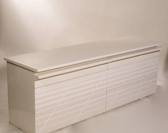 1980's Rougier 6 Drawer Dresser