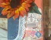 Royal Bloom Pocket Journal Book