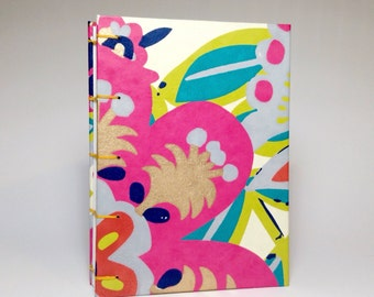 Made to Order - Tropical Flower Journal