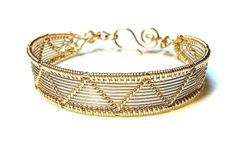 handmade woven bracelets - photo #16