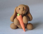 Polymer Clay Bunny