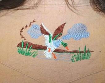 Vintage Duck Shirt