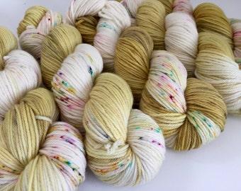 superwash {worsted} | NEVERLAND | ready to ship | hand dyed yarn | superwash merino