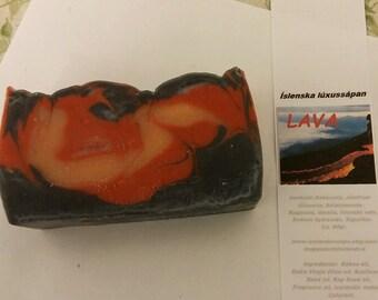 Icelandic Soap - Lava -Vegan Handmade Soap - Icelandic Soap