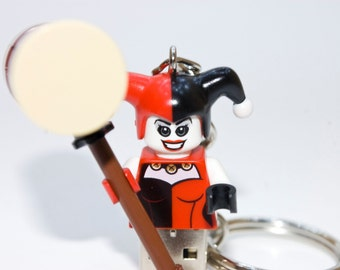 128GB Harley Quinn USB Flash Drive with Key Chain