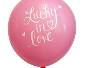 Lucky In Love (dark pink, two-pack)
