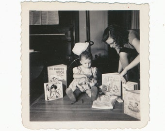 Baby Birthday Party Gifts snapshot old photo vernacular photograph