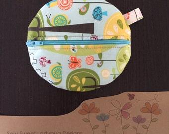 Paci Pod in Unisex Fabric Deena Rutter Happier Ready To Ship!!