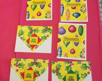 Handmade Holiday Card Bundle - Inventory Close-Out!